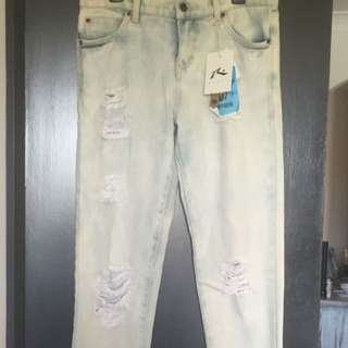 Rusty Ladies Jeans