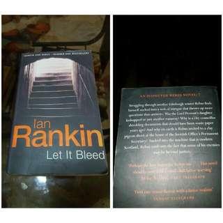 Ian Rankin Let it bleed