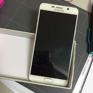 Samsung Note5 64G 延長保固至2017/12