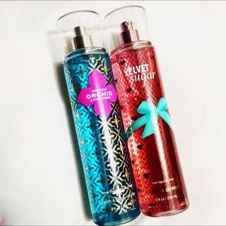 Bath And Body Works Mist On Hand!