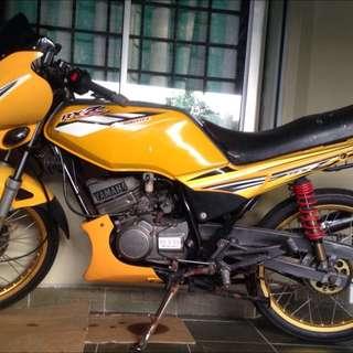 Yamaha Rxz 1991