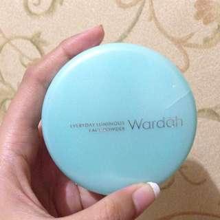 Wardah Luminous Loose Powder