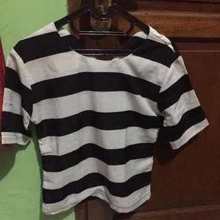 Blouse Stripes