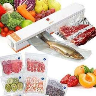 ***超級減價2天 22號3PM前**  韓國 Eiffel Freshpack Pro EZ - Food Packer 真空包裝機『100% Make in Korea』  Hot Item 月銷過百部~絕對係近期好興既慢煮絕佳幫手~!平過美國品牌好多~超抵用