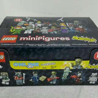 Lego Minifigures Series 14 - Monster  71010