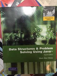 Data Structures & Problem Solving Using Java  (資料結構)