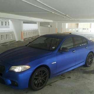 Wedding Car BMW 5series