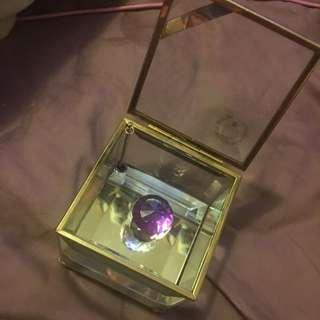 誠徵 幻影 水晶 音樂盒