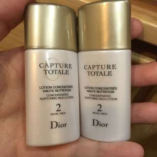 Dior小樣化妝水15ml