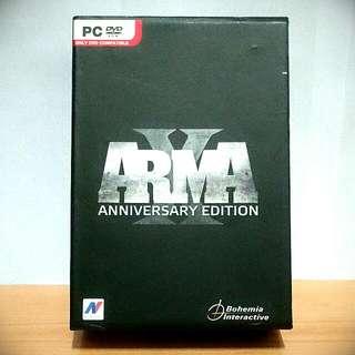 武裝行動十週年紀念版 ARMA X (英文版 PC-GAME)