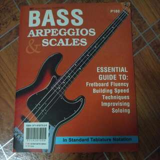 Bass Arpeggios And Scales