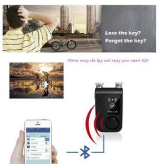 Bluetooth Bicycle Smart Lock