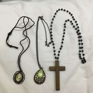 3 Necklace