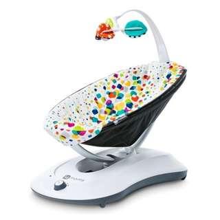4moms® rockaRoo® Infant Swing - Multi Plush