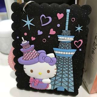 全新東京晴空塔Hello Kitty卡夾