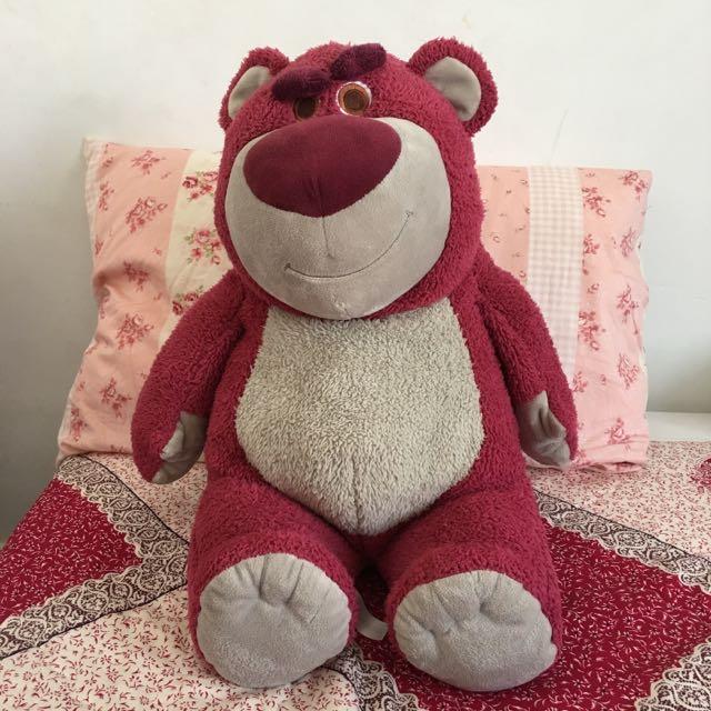 玩具總動員/熊暴哥/草莓熊-50cm