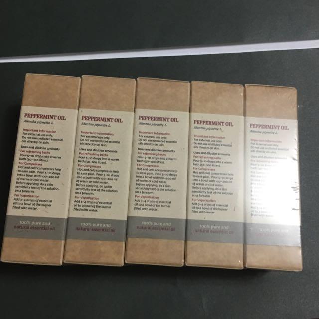 菠丹妮 Botanicus 薄荷精油100%