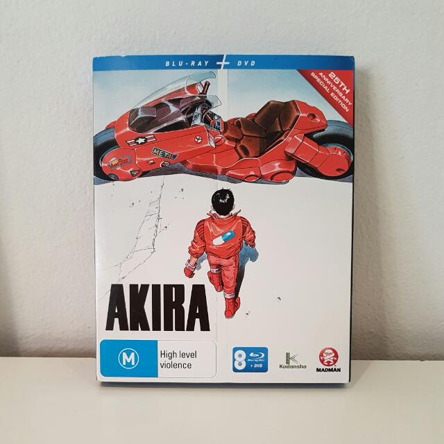 Akira - 2 Disc