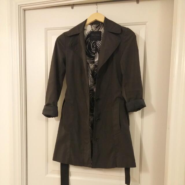 ON HOLD- Aritzia Trench Coat