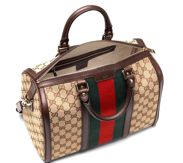 Auth Gucci Boston Bag Used Twice Only Women S Fashion Bags Wallets On Carou
