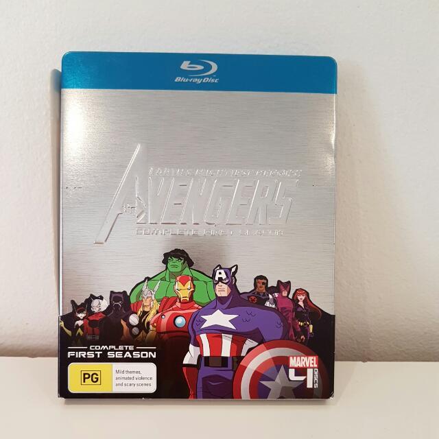 Avengers - Season 1