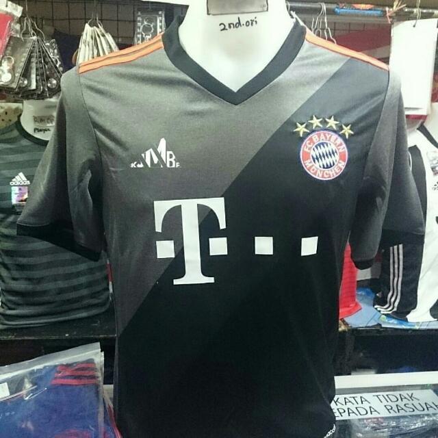 best website a62c7 7f663 Bayern Munich Away Kit 16 /17