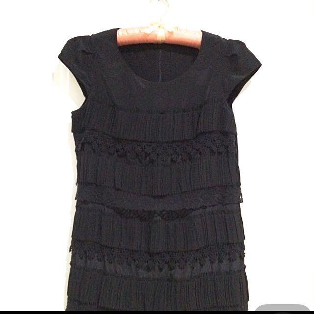 Bkk Black Dress
