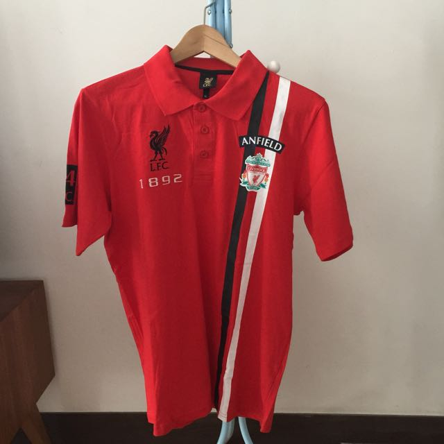 BNOT Liverpool Polo shirt