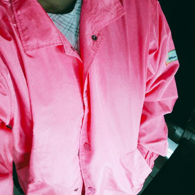 Bomber Jacket Wilson- Pink