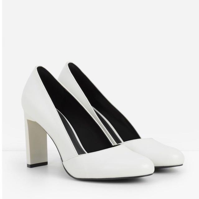 小ck跟鞋