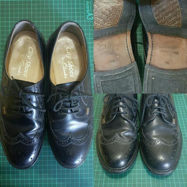 Clarks City Shoes
