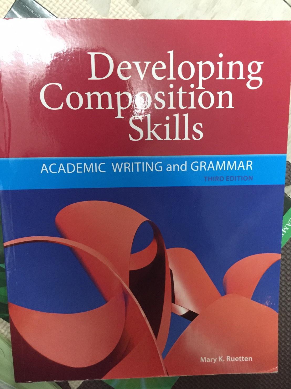 Developing Composition Skills (英文寫作)