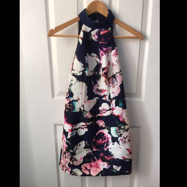 Finders Keepers High Neck Dress (great For Wedding)