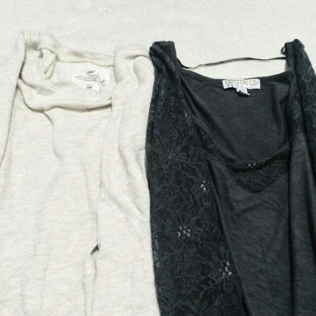 H&M Pullover (Left*Avail /Right*Sold)