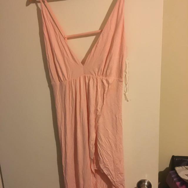 Ice Pink Dress