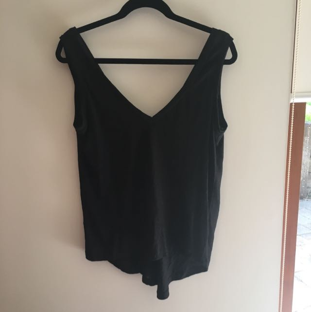 Kookai Split Back Tank