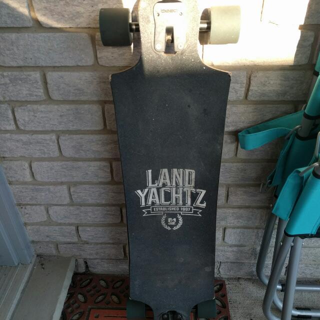 Land Yachtz Long Board