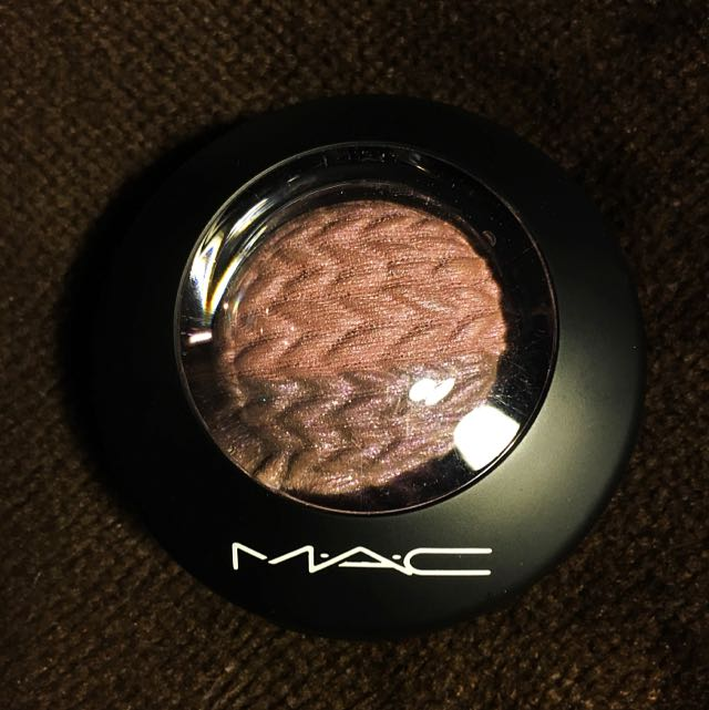 MAC 'Leap' Mineralize Eye Shadow Duo sample NEW