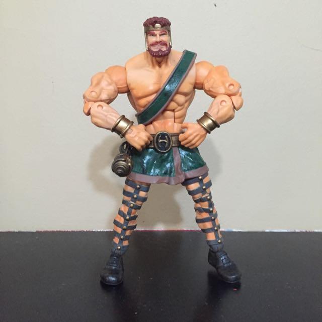 Marvel Legends Hercules, Toys & Games, Bricks & Figurines on