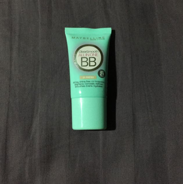 Maybelline Clearsmooth All In One BB (shade Fresh)