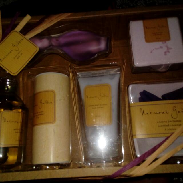 Natural Gardens Giftpack
