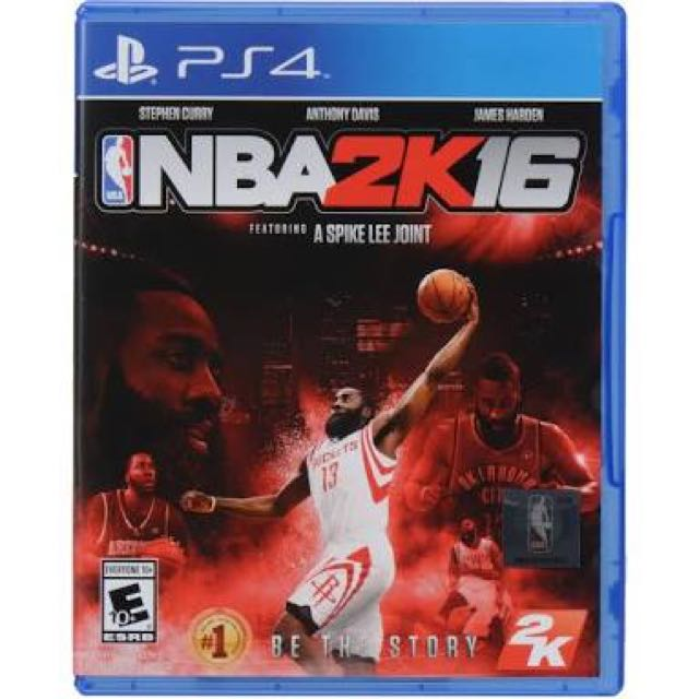 NBA2K16 for PS4