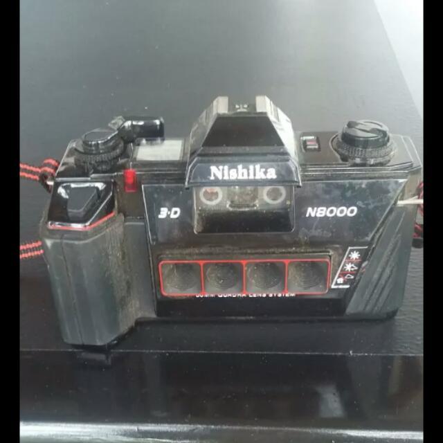 Nishika 3D Camera