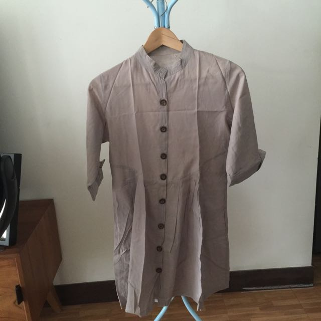 Preloved Grey Dress