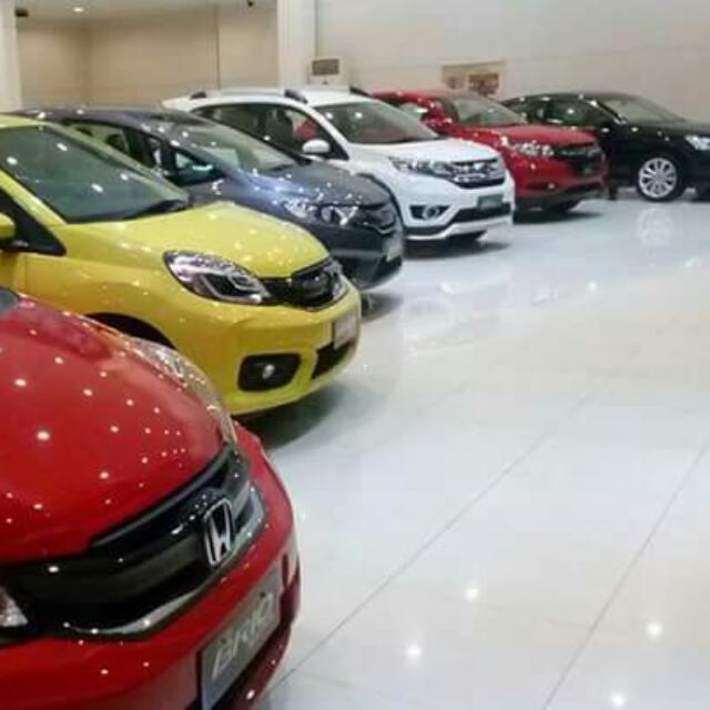 Promo honda Mobil Paket Murah