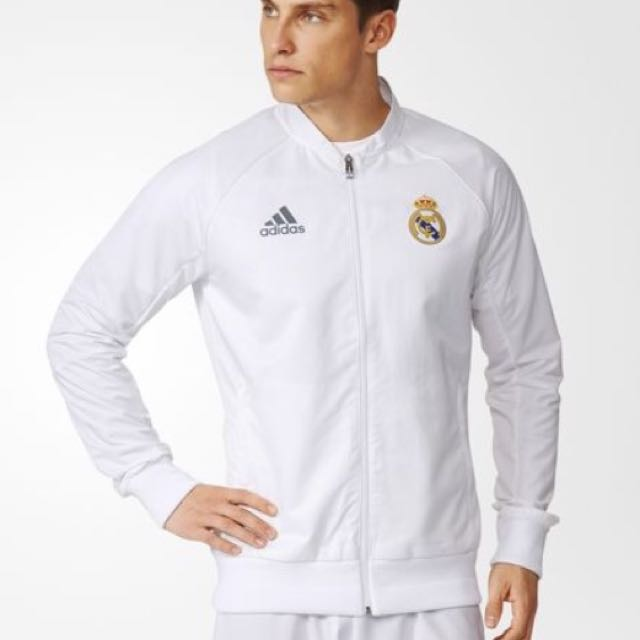 03b323f2c Real Madrid Anthem Jacket 2016 17