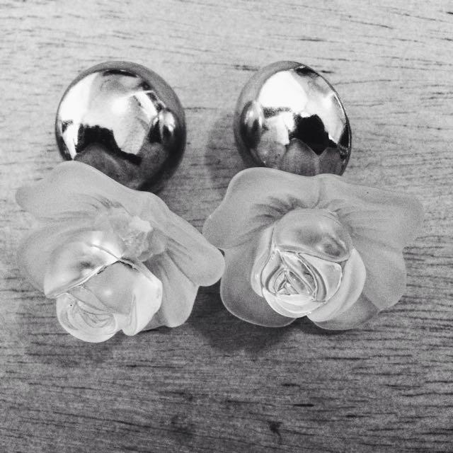 Rose Petals Earrings