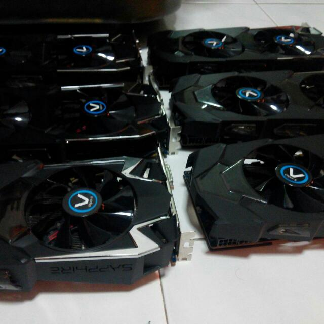 Sapphire AMD R9 280x Vapor-X Dual Fan