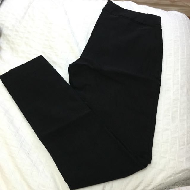 Skinny Leg Dress Pants