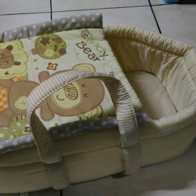 Snuggle Moses Baby Basket